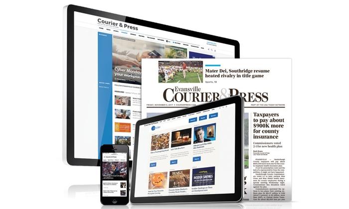 deal review template - courier press evansville design templates
