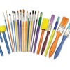 Creativity Street 25-Piece Starter Paintbrush Set
