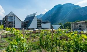 MuSe Museo delle Scienze: MUSE - Ingresso al Museo delle Scienze di Trento