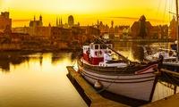 Gdańsk: 2-8 dni dla 2 osób z wyżywieniem, atrakcjami dla dzieci i więcej w Hotelu Orle