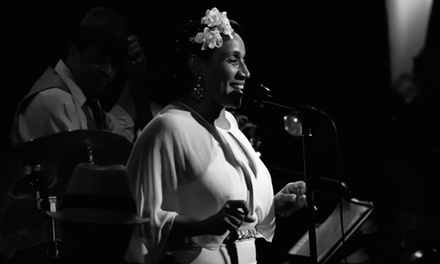 Jazz Concert and Dinner (June 7–July 3)