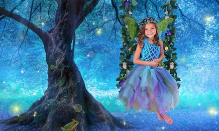 30-Minute Fairy Tale Photo Shoot for One Child at Glamour Shots (Up to 87% Off). Two Options Available.