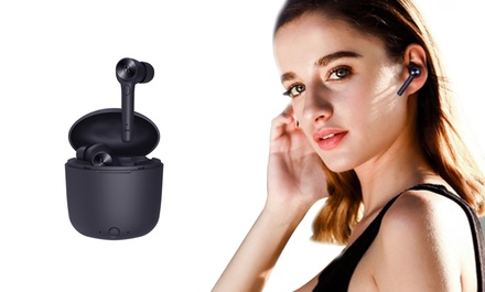 One or Two Sets of Wireless Bluetooth Earphones