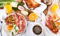 Sekt-Frühstück inkl. Getränken für 1 oder 2 Personen im The Grill im Hilton Hotel Bonn am Rheinufer (bis zu 26% sparen*)