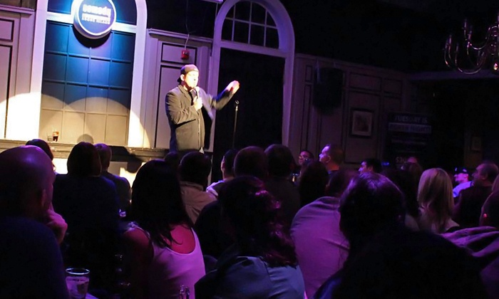 Comedy Connection - Comedy Connection: Standup Show for Two with Drinks at Comedy Connection (Up to Half Off)