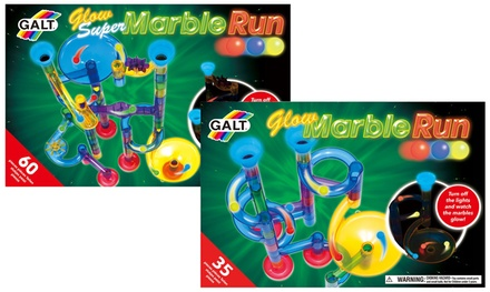 Galt Toys Glow Marble Run or Super Marble Run
