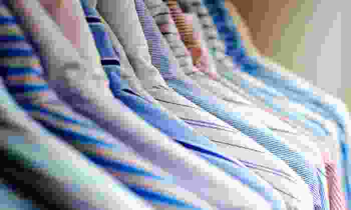 E & J Dry Cleaners - E & J Cleaners: Dry-Cleaning Services at E&J Dry Cleaners (60% Off). Three Options Available.