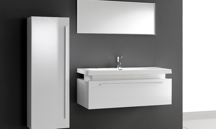 Mobile bagno Neutral by Tomasucci  Groupon Goods