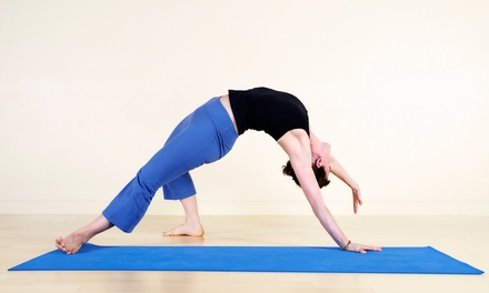 4 or 8 Mat Pilates or Yogalates Classes at Inspired Fitness/Train With Kathi (Up to 53% Off)