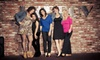 Funniest Housewives Of Orange County - The Coach House: Funniest Housewives of Orange County for One or Four at The Coach House on October 20 (Up to 56% Off)