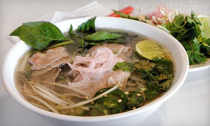 DaLat Restaurant & Bar - East Dallas: $10 for $20 Worth of Vietnamese Cuisine for Two or More at DaLat Restaurant & Bar