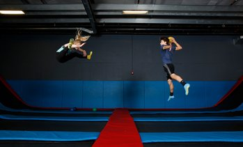 Up to 22% Off Jump Pass at Flight Fit N Fun Springfield