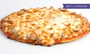 Pizza Mia: $12 for $20 Worth of Pizza, Chicken, and Catering at Pizza Mia