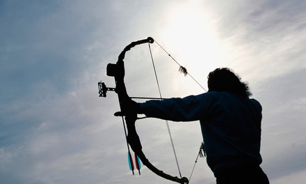 Archery Package for Two or Four with Instruction and Practice at Saluda River Archery (Up to 57% Off)