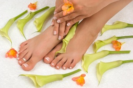 Nail and Skin Day Spa: $116 for $194 Worth of Services — Nail and Skin Day Spa