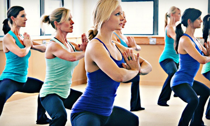 The Dailey Method - Multiple Locations: 2, 4, or 10 Group Fitness Classes at The Dailey Method (Up to 62% Off)