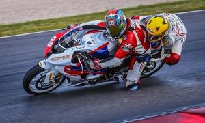 Racepool99 Racing Events: 2, 4, 6 oder 8 Highspeed-Co-Pilot Runden im Rennwagen oder Superbike Renntaxi bei Racepool ab 79 € (bis zu 73% sparen)