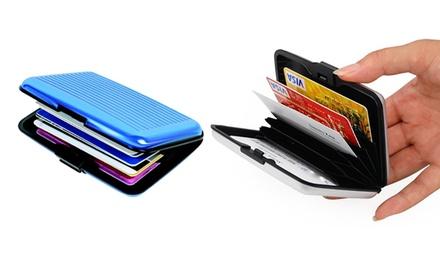 822c829d3aa 1, 2 of 4 Skimvrij houder voor 36 kaarten vanaf € 6,99 tot korting ...