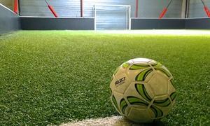 Bubble Soccer Arena: Location d'un terrain de football indoor pour 4, 6 ou 10 joueurs pendant 60 ou 90 min dès 16 € avec Bubble Soccer Arena