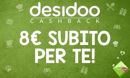 Credito di 8 € da utilizzare in più di 250 negozi e ristoranti a Torino