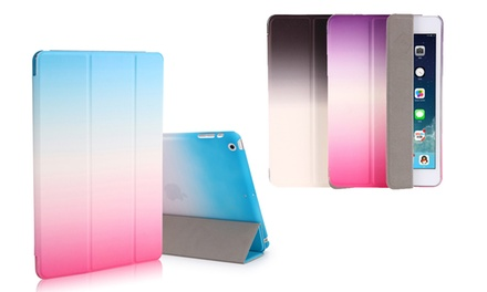 Gradient Panel Case for iPad Mini 1/2/3, iPad Mini 4, iPad 2/3/4, iPad Air, iPad Air 2