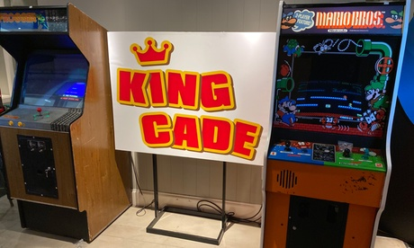 Admission for One, Two, or Four with Unlimited Arcade Play at King Cade  (Up to 52% Off)