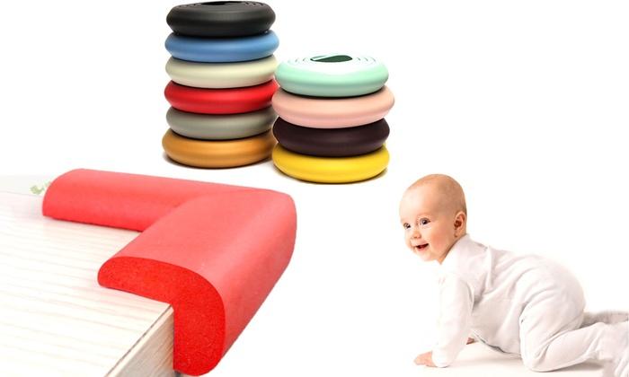 ecken und kantenschutz groupon goods. Black Bedroom Furniture Sets. Home Design Ideas