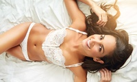 Hollywood or Brazilian Hot Wax with Optional Underarm Wax at Sam Warrington Hair & Beauty Spa (Up to 67% Off)