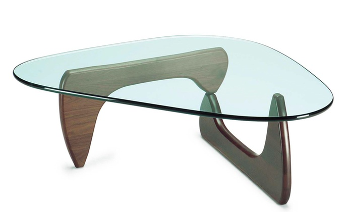 Tavolini da salotto in legno e vetro | Groupon Goods