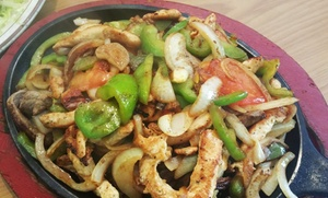 El Pueblito Mexican Restaurant: $9 for $20 Worth of Mexican Food and Drinks for Two or More at El Pueblito Mexican Restaurant