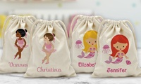Custom Drawstring Bag for Kids (Up to 75% Off)