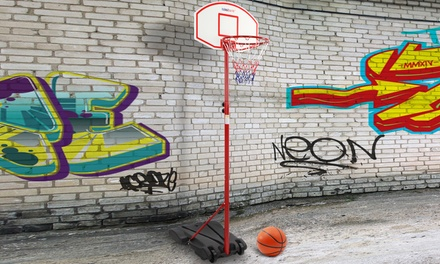 Basketball Stand with Wheels for €59.99 With Free Delivery