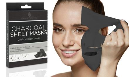 Fino a 3 maschere viso in tessuto Skin Academy disponibili in 3 modelli