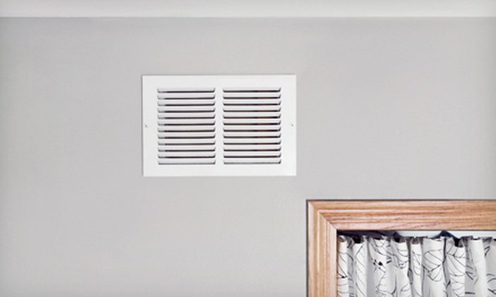 Airductor Solution - Rolling Meadows: $49 for Air-Duct and Dryer-Vent Cleaning from Airductor Solution ($270 Value)