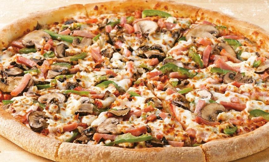 Papa John S Pizza From 30 San Bruno Ca Groupon