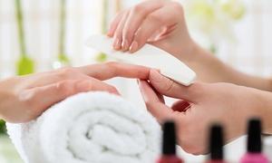 Andy Anger Estética Integral: Belleza o spa de manos con limado + corte + repujado con opción a uñas gelificadas en Andy Anger Estética Integral