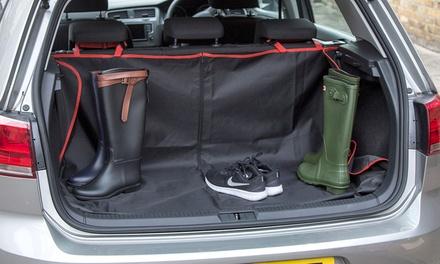 1 of 2 beschermers voor autostoel, in diverse kleuren, vanaf € 8,98