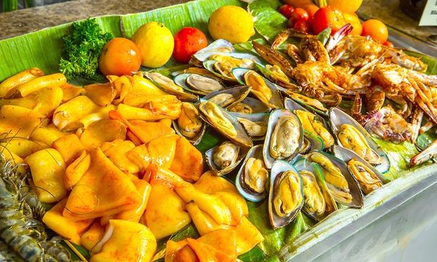 Kitchen Art Brasserie Empire Hotel Subang Weekday Herbs Spice Or