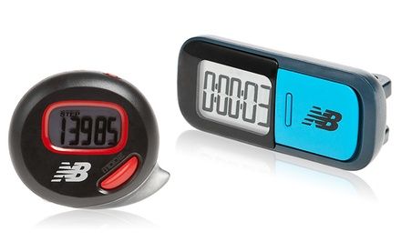 New Balance Via Calorie or Via Move Pedometer