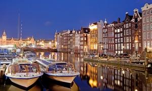 Près d'Amsterdam : chambre twin 4* avec petit-déjeuner Hoofddorp