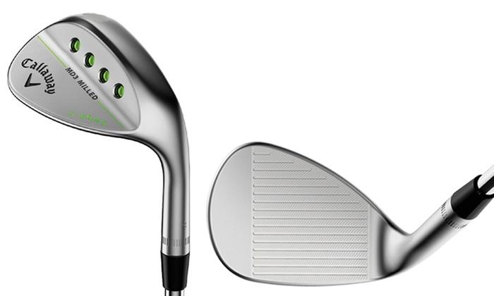 Callaway Golf Clubs >> Callaway Golf Clubs Mac Daddy 3 S Grind Chrome Wedge