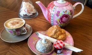Ishka: Cream Tea For Two, Four or Six at Ishka (51% Off)