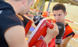 UBox: Four or Six Sessions Of Boxing at UBox