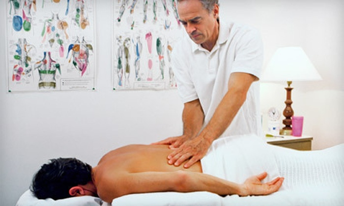 Dynamic Chiropractic Clinic - Multiple Locations: $39 for a Chiropractic Package with a 60-Minute Massage, Exam, and X-rays at Dynamic Chiropractic Clinic ($395 Value)