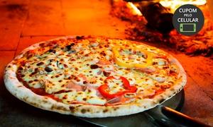 Empório Mariáh: 1, 2 ou 3 pizzas salgadas ou doces no Empório Mariáh – Núcleo Bandeirante