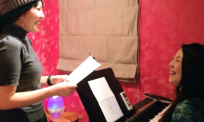 アーティストキャンパス千駄ヶ谷 - アーティストキャンパス千駄ヶ谷: [5回分・1回1,900円]発声の基礎から歌唱指導まで、目的に合わせて≪マンツーマンボイストレーニングレッスン40分≫ @アーティストキャンパス千駄ヶ谷