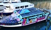 Up to 52% Off NYC Art Yacht Party from Game Tight New York
