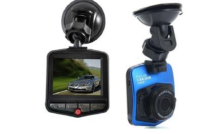 Cámara de coche Full HD con opción a tarjeta microSD de 32 GB