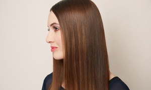 Hair By Bre: Salon Haircare at Hair By Bre (Up to 77% Off). Five Options Available.