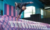 Tempest Freerunning Academy - Vista: (Up to 68% Off) Four, Eight or Twelve Freerunning Classes at Tempest Freeruning Academy